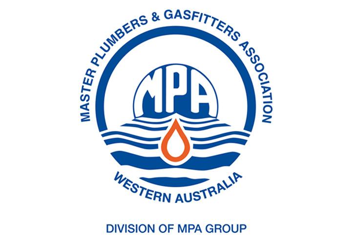 Master Plumbers & Gasfitters Association WA Logo - https://www.westleedervilleplumbing.com.au/