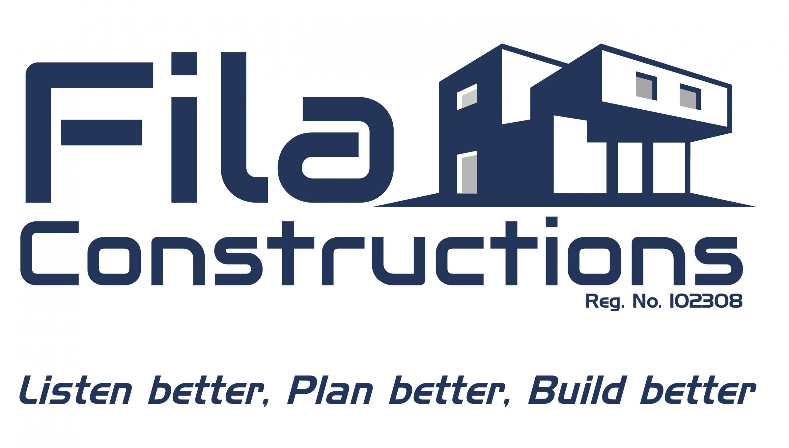 Fila Constructions logo